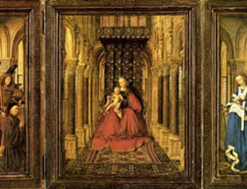 随想ブリューゲル(6) ブリューゲルのカンヴァス画