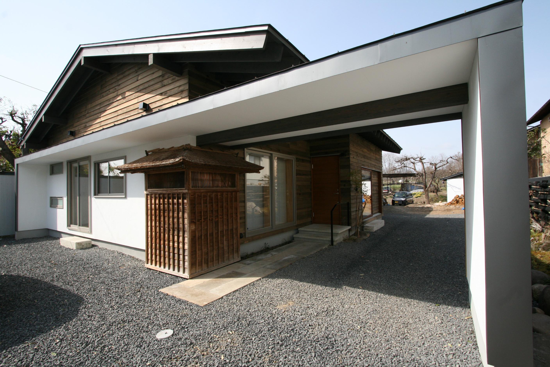 上山の家(構造設計)