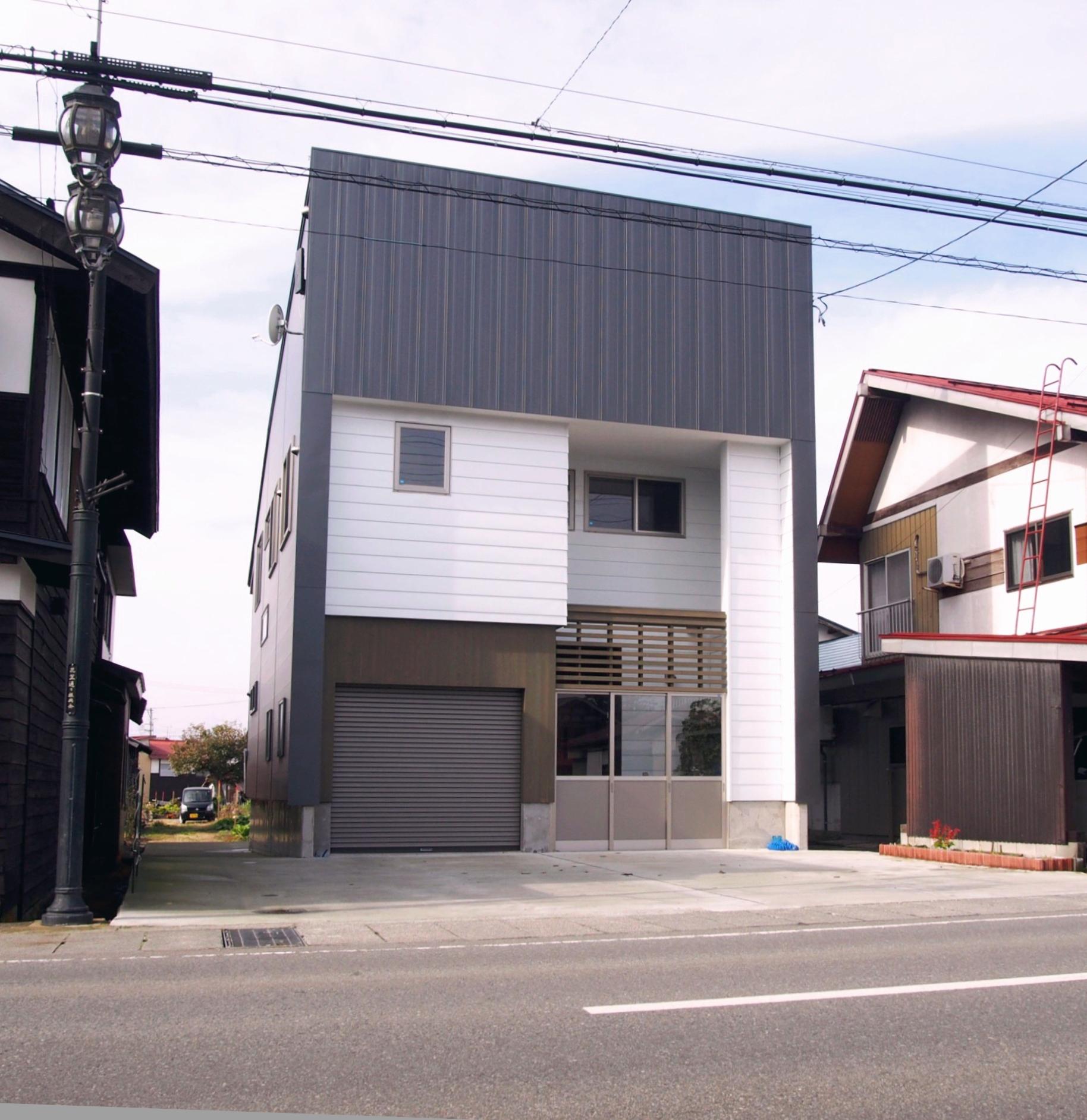上町の家(構造設計)